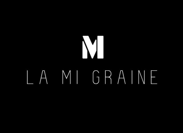 Création de logo pour la Mi graine, Lyon