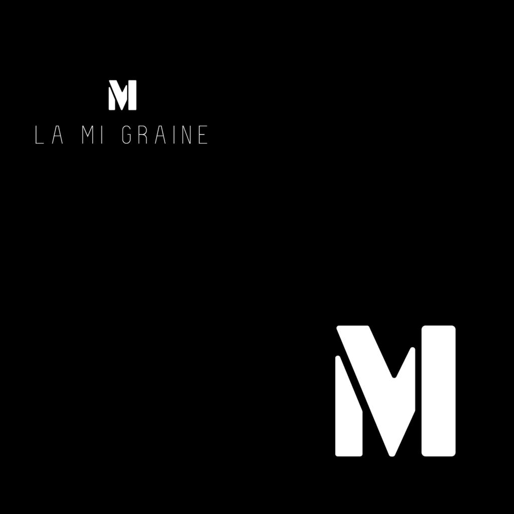 creation logo la migraine lyon 4colors planche