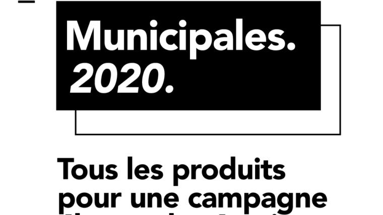 Impression élections municipales, notre gamme de produit spécifique