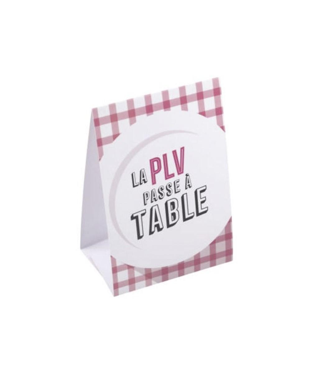 PLV de table