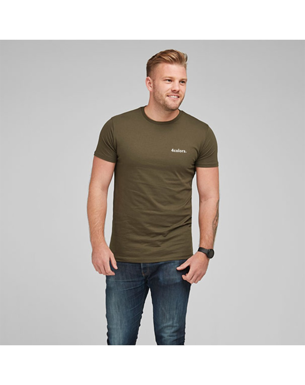 IMPRESSION T-SHIRT PERSONNALISE STANDARD 1