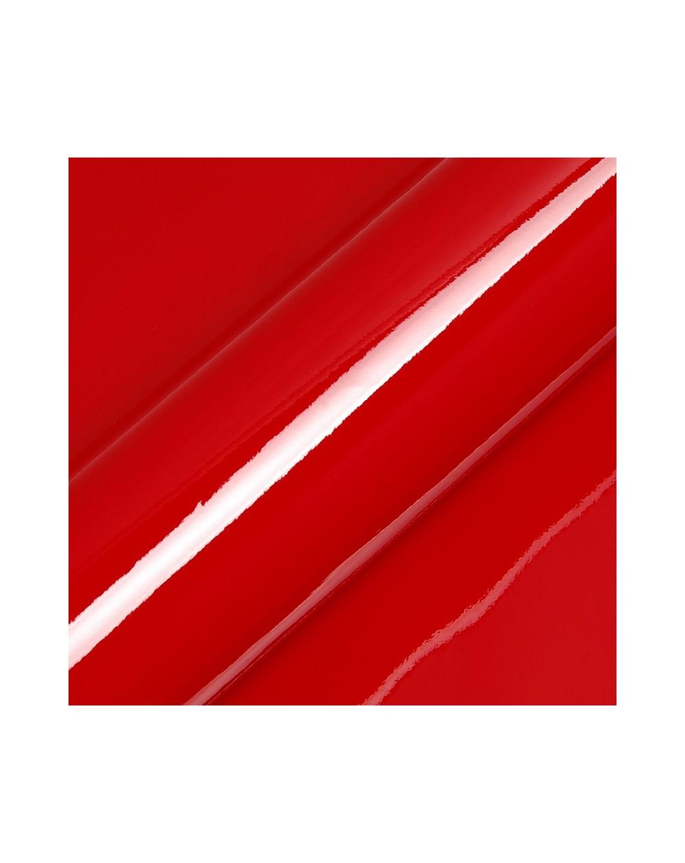 Adhésif de découpe et vitrophanie monomère promotionnel Rouge Rubis