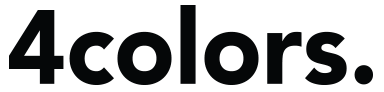 4 colors logo noir retina