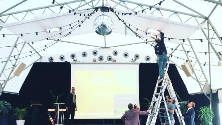 Réalisation de plafond tendu sur mesure