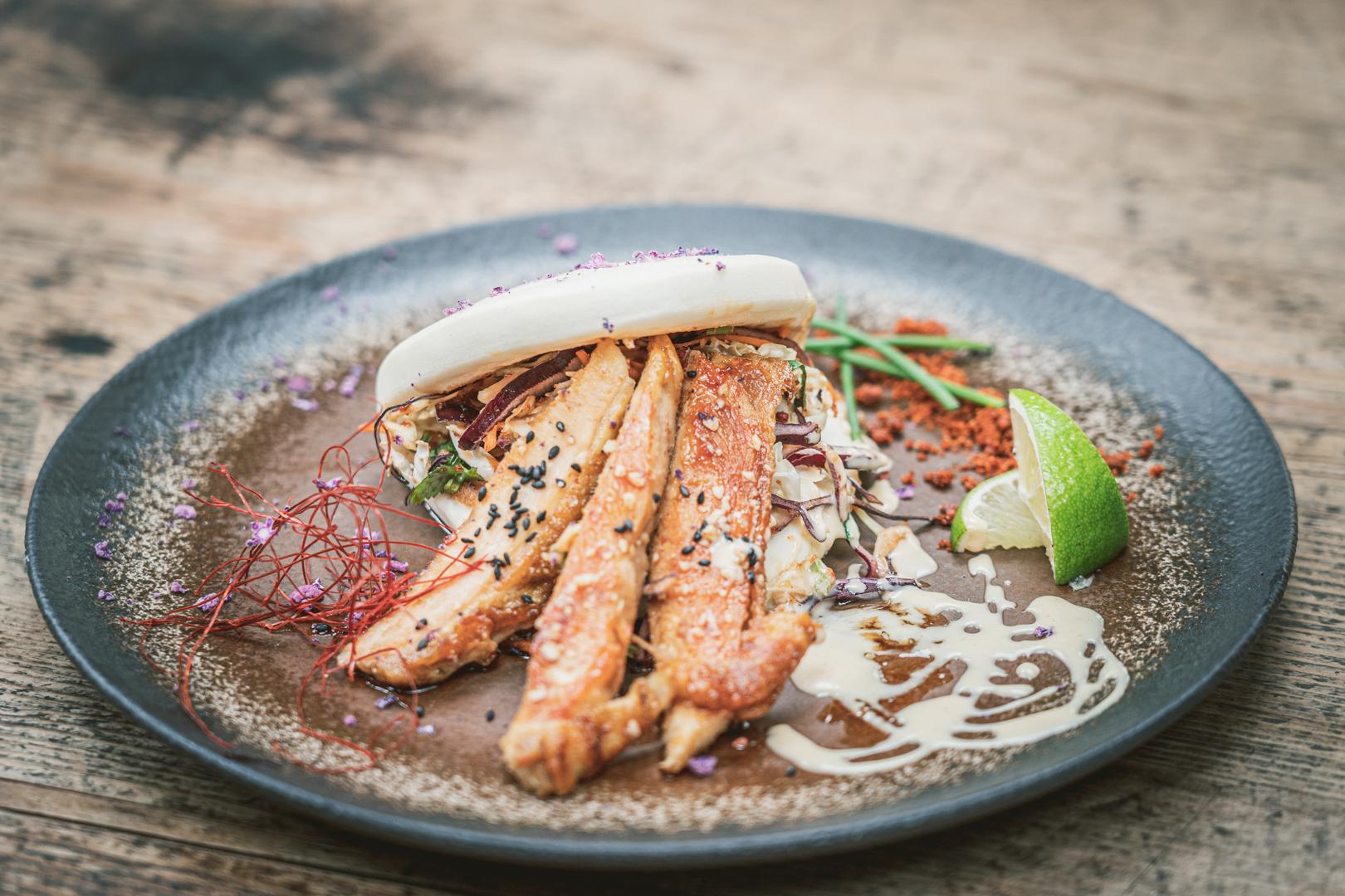 Shooting culinaire lyon same same 4 Colors - Gua Bao