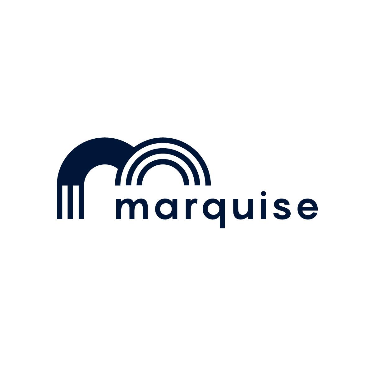 création logo lyon la marquise 4colors fond blanc