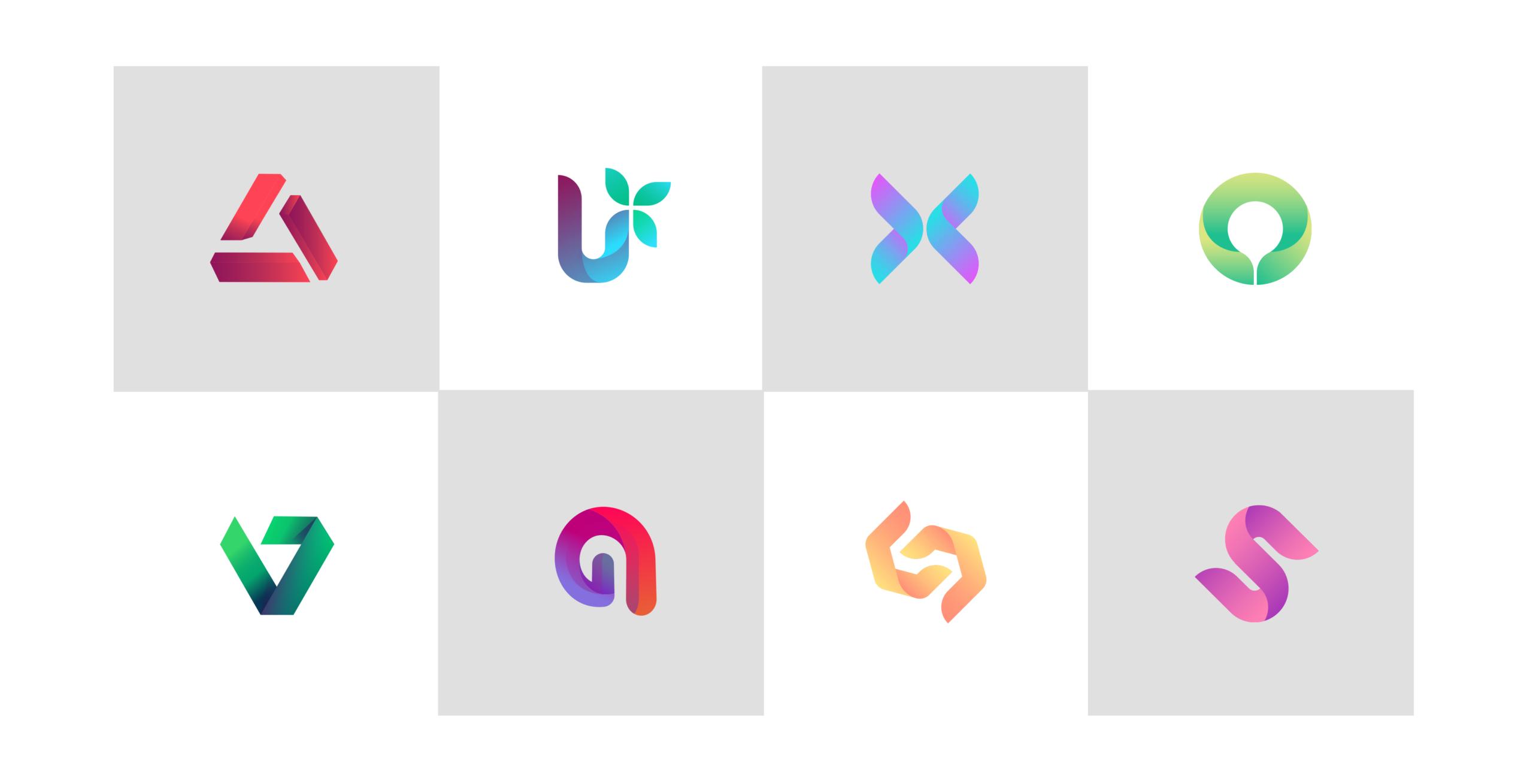Planche création logo d'entreprise