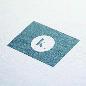 Refonte logo restaurant Kantine lyon