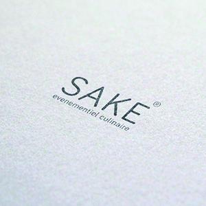 Refonte logo Sake event lyon