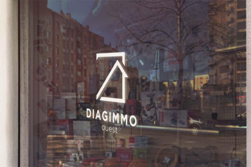 Création de logo pour Diagimmo