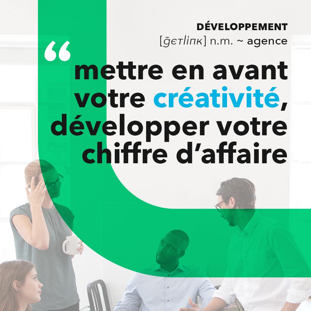 Publication sponsorisée pour Getlink Digital, réalisée par 4colors à Lyon