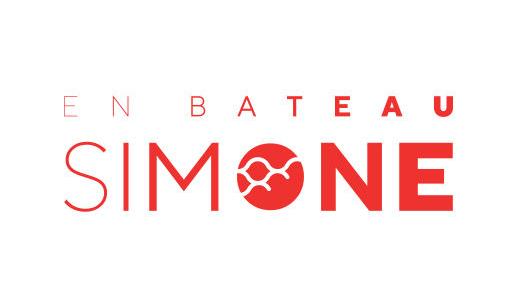 Logo en bateau Simone