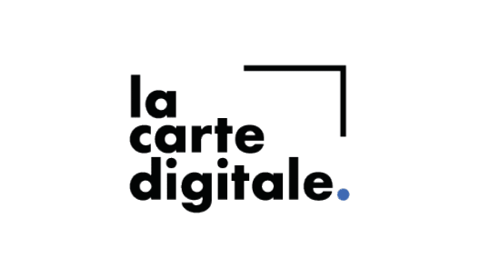 la carte digitale
