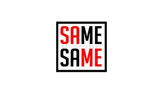 Logo Same Same street food