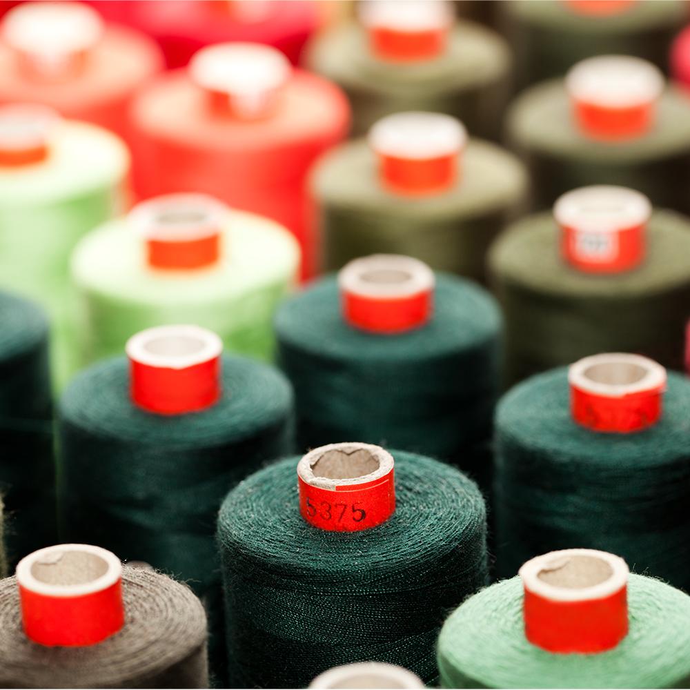 marquage textile broderie fils