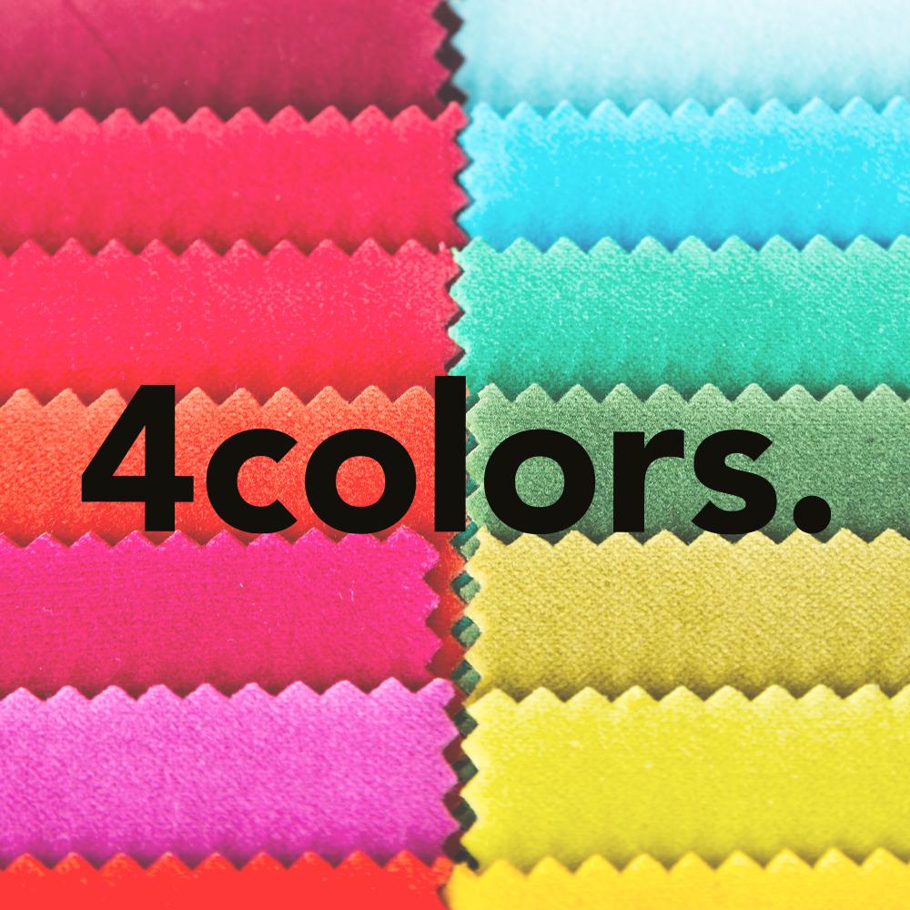 marquage textile echantillon couleur