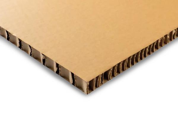 Impression grand format carton alvéolaire