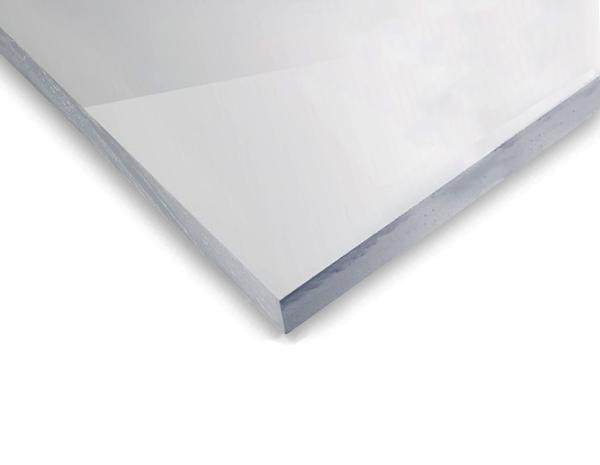 Impression grand format plexiglass